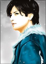 Snowy by kobayashi