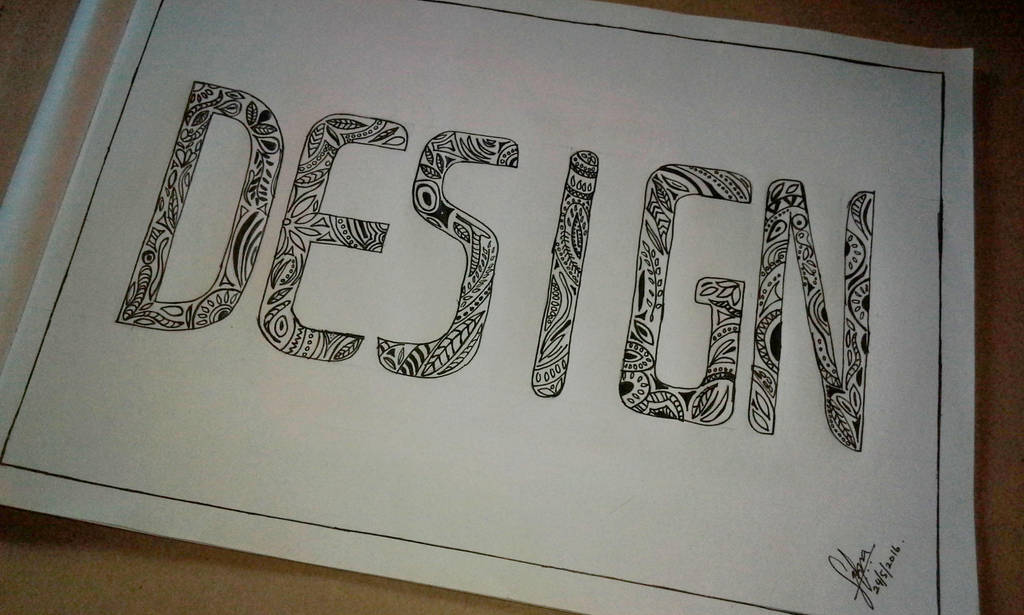 Design! by SafraFazal