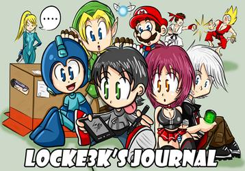 Journal header 2.0 by Locke3K