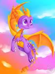Spyro's back! by BlazeMizu