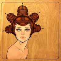 Little Phoebe by amyminchew