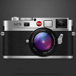 Leica M9 by IceBlue-Fish