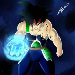 Bardock-The Father of Goku by DoodleGemini