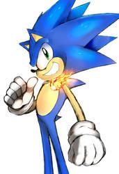 Secret Rings Sonic by DoodleGemini