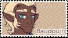 AU: Baudouin the Eliatrope Dragon Stamp by WishingStarInAJar
