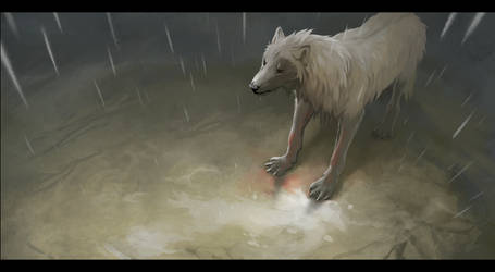 DotW - Bloody Waters by OneMinuteSketch