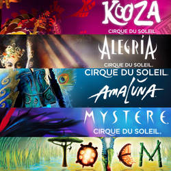 Cirque Du Soleil Title iphone wallpaper by spottedparr