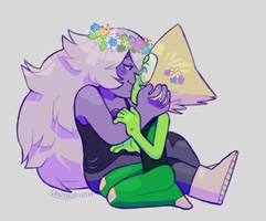 kiss by centaurieth