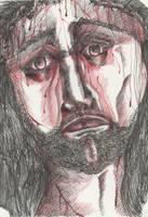 Ecce Homo, copy from Antonello da Messina by freesoul93