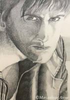 David Tennant by freesoul93