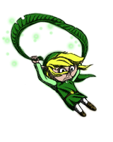 For L.O.Zelda 25th Anniversary Collab by CrimzonLogic