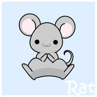 Eastern Zodiac: Rat by Xeohelios