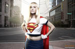 Supergirl by FemaleFlash