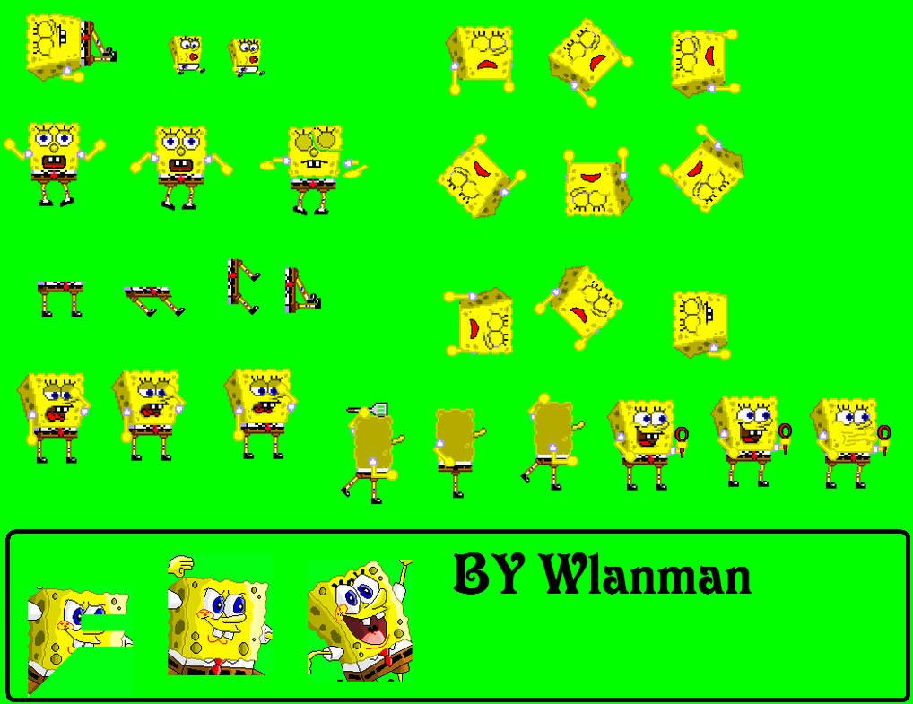 Spongebob Sprite Wwwtopsimagescom