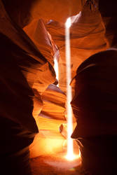Upper Antelope Canyon 1 by AaronPlotkinPhoto