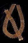 Gold Panther Necklace+Bracelet by AaronPlotkinPhoto