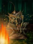 Goblin by LenBarboza
