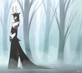 PKMN-Crossing: Wintery Woods by Aoiameku