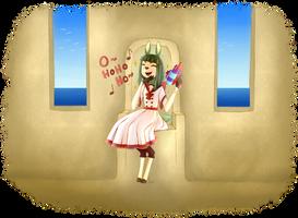 PKMNSkies: A Castle Fit for a Princess by Aoiameku