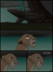 Scar's Reign: The Divine One Page 1 by MerlynsMidnight