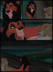 The Lion King - The Divine One Page 2 by MerlynsMidnight