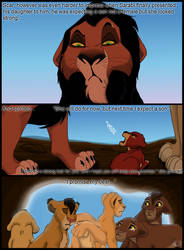The Lion King - The Divine One Page 5 by MerlynsMidnight