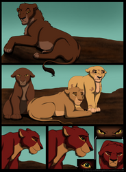 The Lion King - The Divine One Page 15 by MerlynsMidnight
