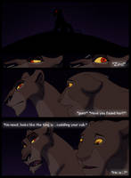 The Lion KIng - The Divine One Page 22 by MerlynsMidnight