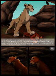 The Lion King - The Divine One Page 25 by MerlynsMidnight
