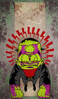 Fat Head Frank Colors by DrSprinkles