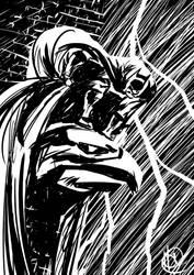 DSC Batman by DrSprinkles