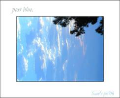 post blue by Ozonizy