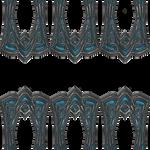 Border seamless texture by jojo-ojoj