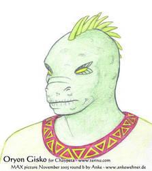 max 03-11b - Oryon Gisko by veli