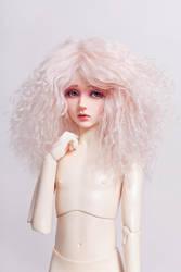 Portrait of a doll 1 by BlackRoosje