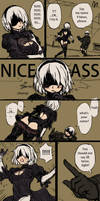 To Be a Nice ASS by Jiete
