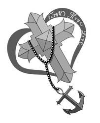 Faith Hope Love by Shaggy87