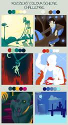 Color Meme by eraserman