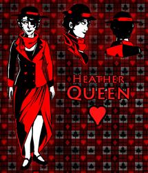Heather Queen by eraserman