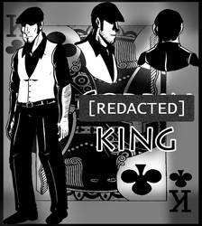 |||||| King by eraserman