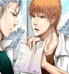 what the...... by shikakashi