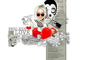 Endless love by ANGOOY