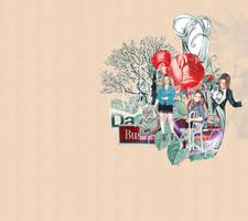 Hilary Duff by ANGOOY