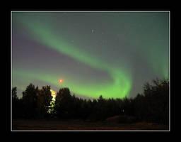 Aurora Borealis Autumn2005 by Halvari