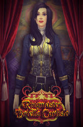 Briella Carlisle by LadyDaemontus