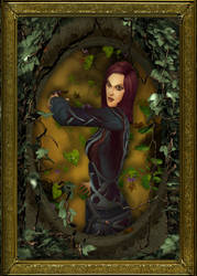 Grimswood Portrait by LadyDaemontus