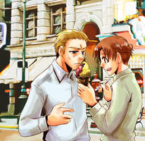 Do you want some? by sakurapanda