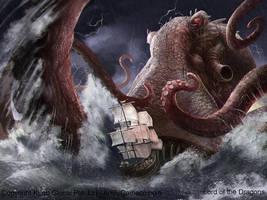 Kraken Evolved by LozanoX