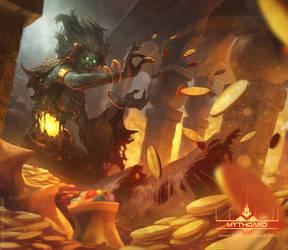 Daeva of the Wastes by LozanoX