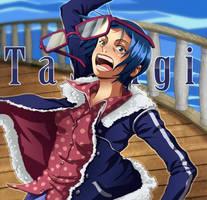 - Tashigi - by coreymill
